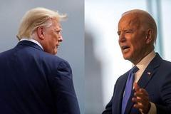 Hai thái cực trái ngược trong phiên hỏi đáp Trump - Biden
