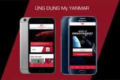 Yanmar Việt Nam ra mắt ứng dụng tra cứu thông tin, quản lý máy