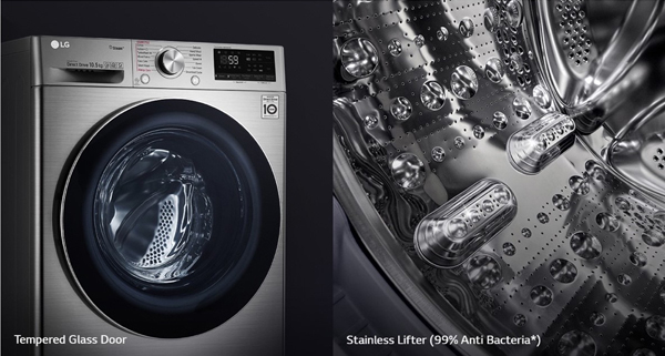 5 ưu điểm vượt trội của máy giặt trí tuệ nhân tạo