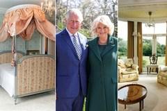 """Bên trong dinh thự riêng chưa từng tiết lộ của """"kẻ thứ 3 bị ghét nhất nước Anh"""" bà Camilla - vợ Thái tử Charles"""