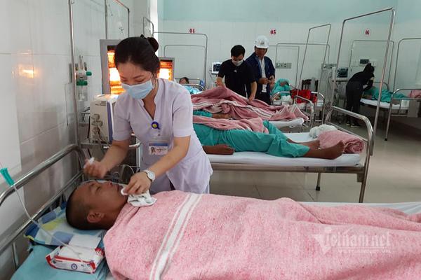 Một thuyền viên tàu Vietship 01 tử vong tại bệnh viện
