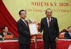 Trao quyết định làm Thứ trưởng Bộ Xây dựng cho ông Nguyễn Thanh Nghị