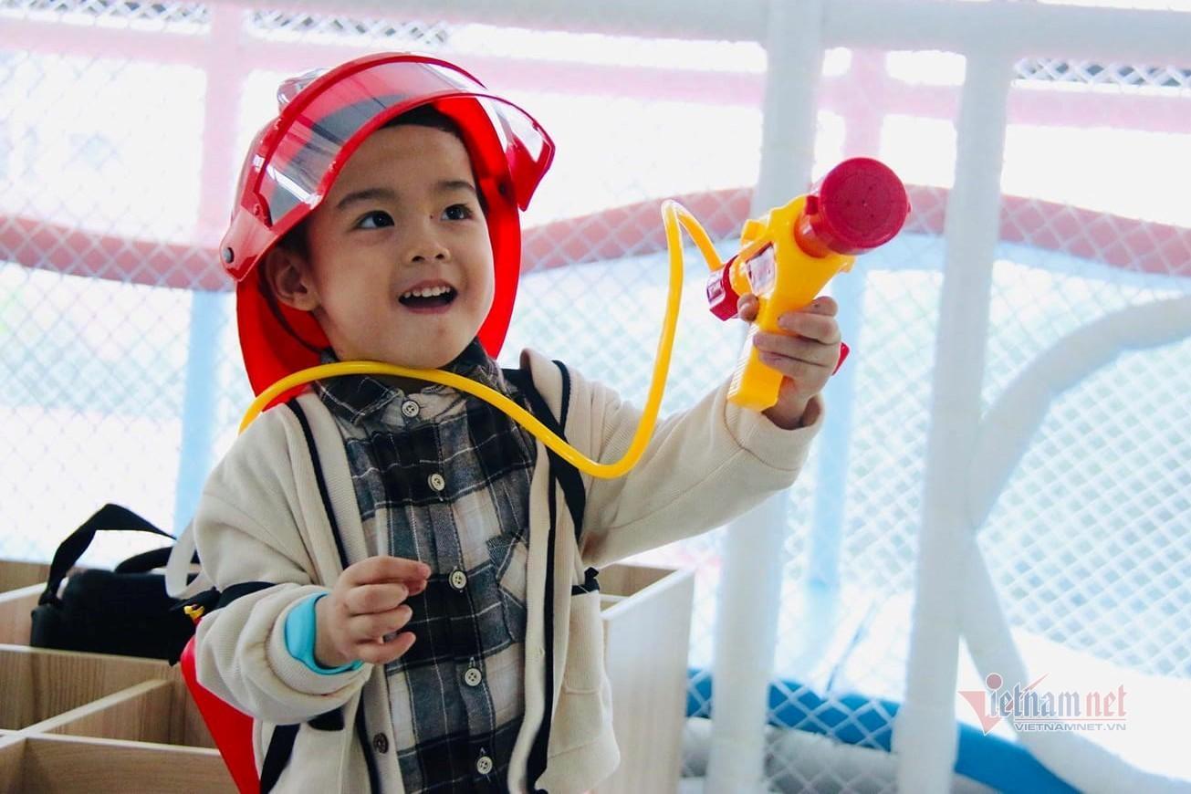 Bộ GD-ĐT dự kiến dạy kỹ năng phòng cháy, chữa cháy từ cấp mầm non