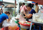 Despite campaign, Hanoi's markets still flooded with plastic waste