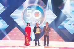 Masan Group vào Top 50 công ty niêm yết tốt nhất Việt Nam