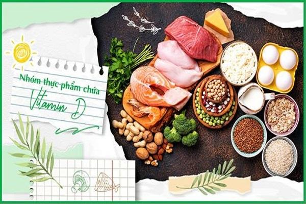 Vitamin D - Vi chất then chốt trong phòng ngừa loãng xương