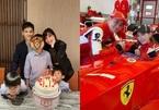 Lâm Chí Dĩnh sinh nhật tuổi 46, khoe quà tặng bất ngờ từ con trai