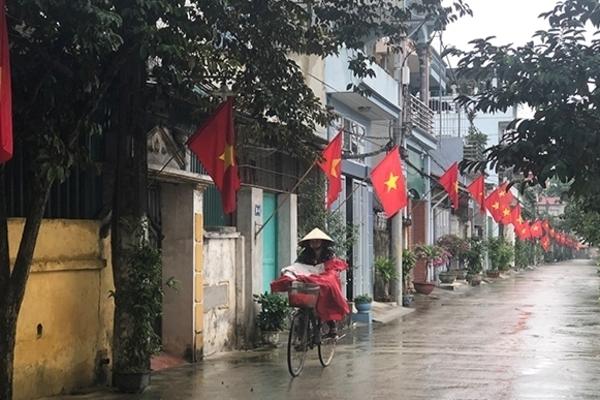 Thị xã Sơn Tây hoàn thành xây dựng nông thôn mới