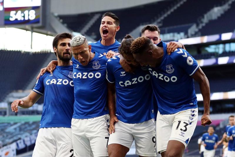Nhận định Everton vs Liverpool: Hạ bệ nhà vô địch