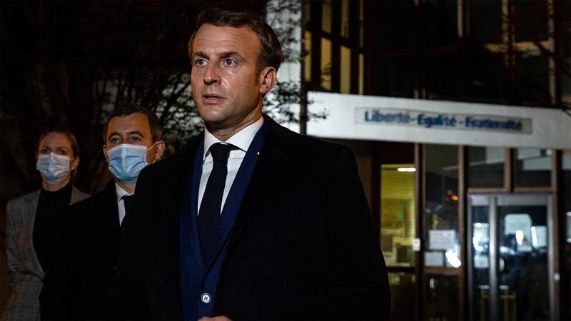 Pháp rúng động vụ giáo viên bị chặt đầu trên phố
