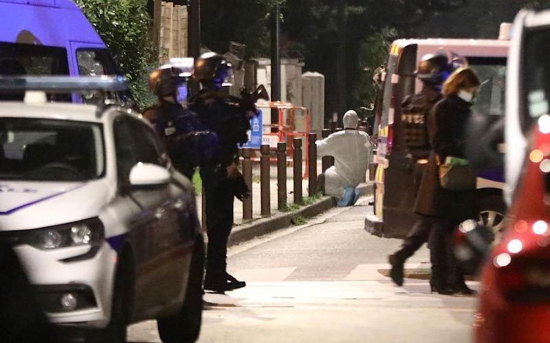 Pháp bắt 4 người sau vụ giáo viên bị chặt đầu trên phố
