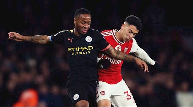 Xem trực tiếp Man City vs Arsenal ở kênh nào?