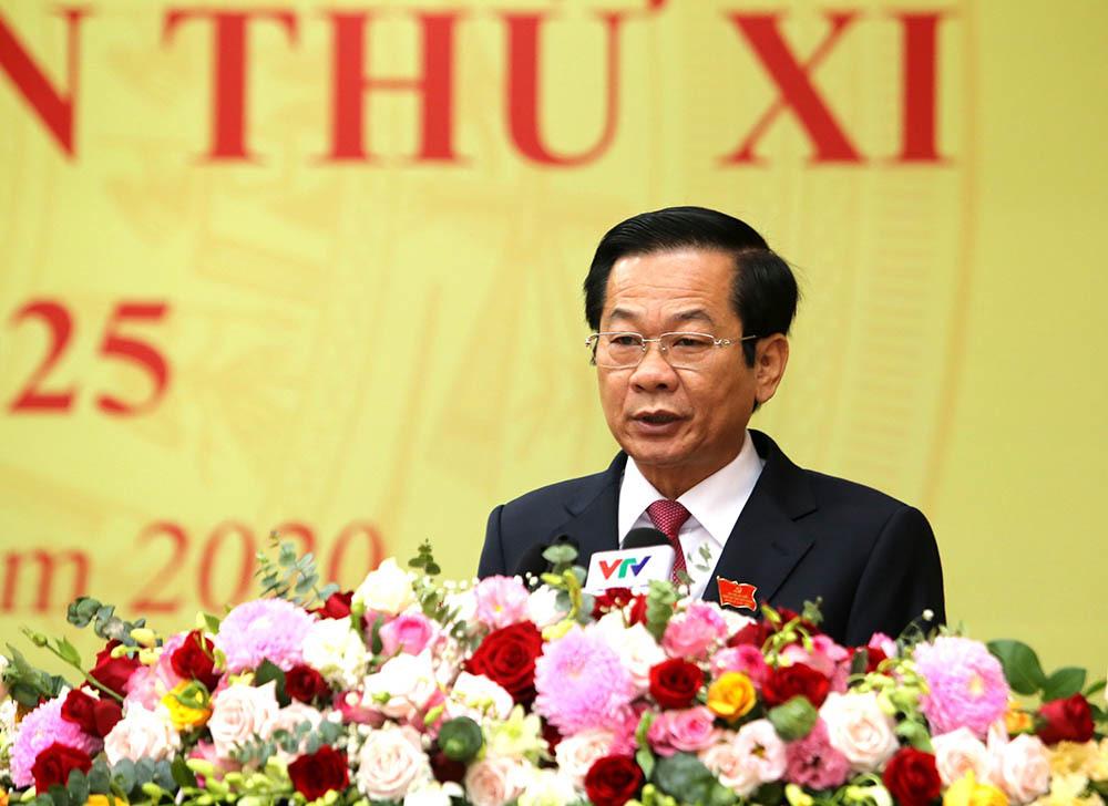 Ông Đỗ Thanh Bình được bầu làm Bí thư Tỉnh ủy Kiên Giang