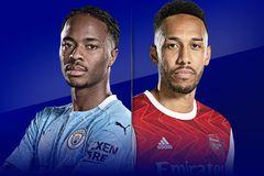Nhận định Man City vs Arsenal: Guardiola giữa muôn trùng vây