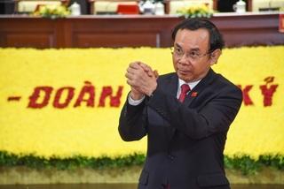 Ông Nguyễn Văn Nên được bầu làm Bí thư Thành ủy TP.HCM