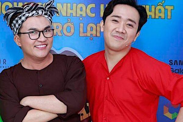 Trấn Thành chuyển 4 tỷ nhờ MC Đại Nghĩa, mẹ Hà Hồ giúp miền Trung