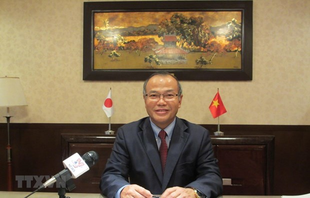 Japanese Prime Minister's official visit to Vietnam to start this Sunday