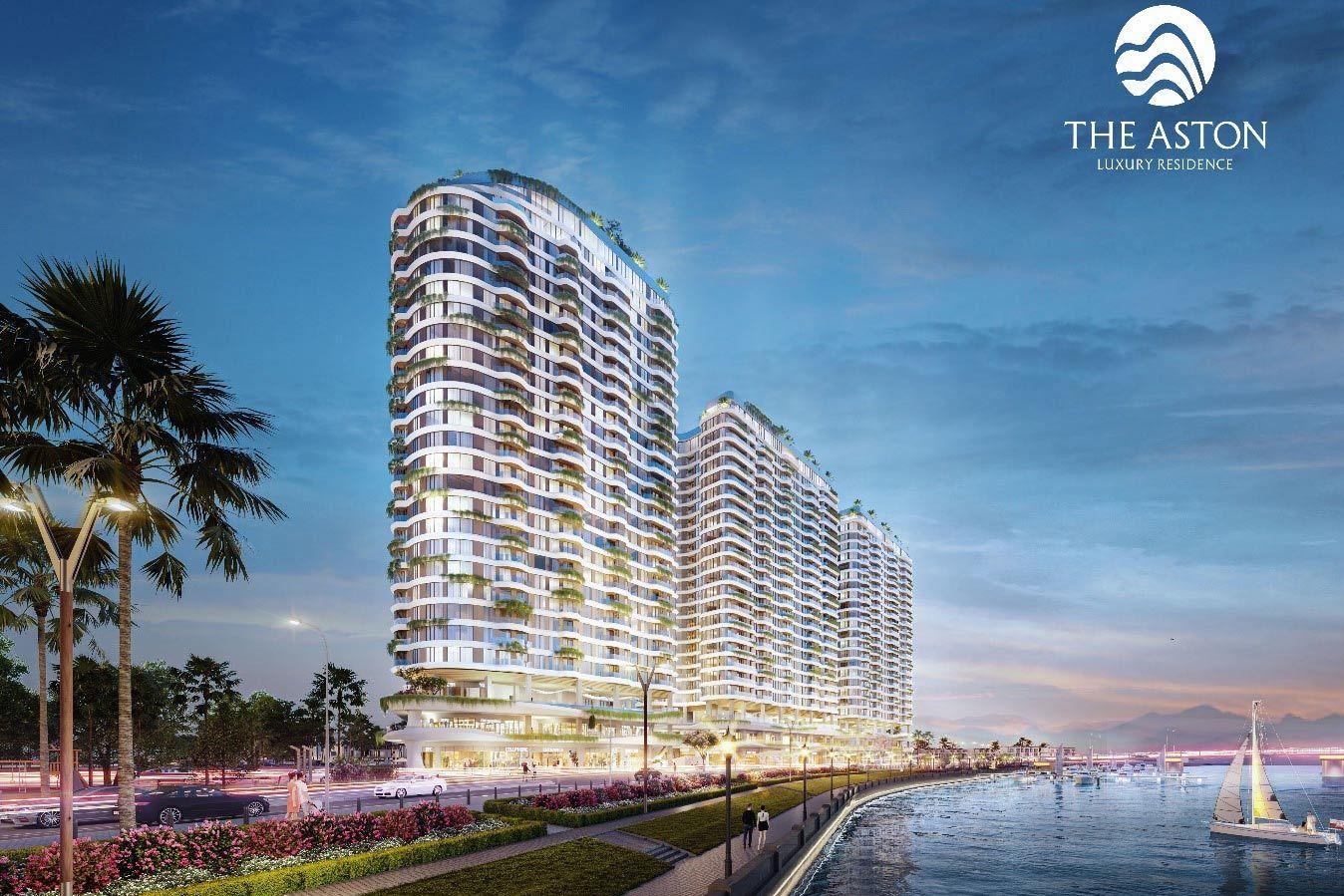 The Aston Luxury Residence 'hâm nóng' bất động sản Nha Trang