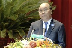 Thủ tướng: Nghệ An hội tụ như một Việt Nam thu nhỏ