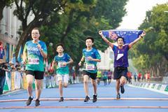VPBank Hanoi Marathon ASEAN 2020 - 'bước chạy đà' sớm cho SEA Games 31