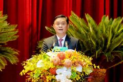 Ông Thái Thanh Quý tái đắc cử Bí thư Tỉnh uỷ Nghệ An