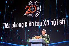 Viettel Telecom quyết tâm trở thành doanh nghiệp chủ đạo kiến tạo xã hội số