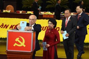 61 người trúng Ban Chấp hành Đảng bộ TP.HCM, nữ đại biểu trẻ nhất 36 tuổi