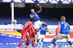 Everton và Liverpool cưa điểm sau màn rượt đuổi kịch tính