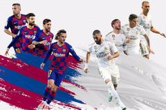 Lịch thi đấu Siêu kinh điển Barca vs Real