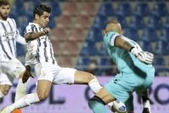 """Vắng Ronaldo, Morata giải cứu """"Bà đầm già"""""""