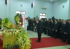 Memorial service held for 13 hydropower plant landslide victims