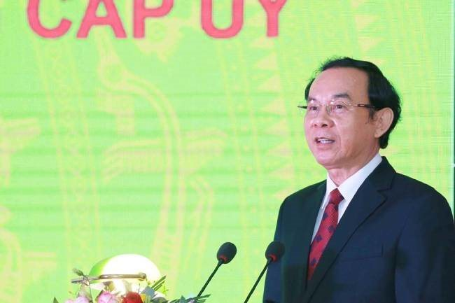 HCMC has new Party chief