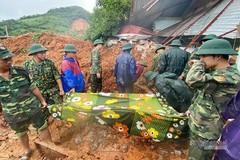 Cán bộ thoát chết vụ đất lở vùi lấp 22 người: Núi nổ lớn, tôi nghe đồng đội kêu cứu
