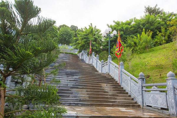 Cua Ong Temple in Quang Ninh