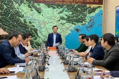 Meeting discusses support for flooding-hit areas in central region