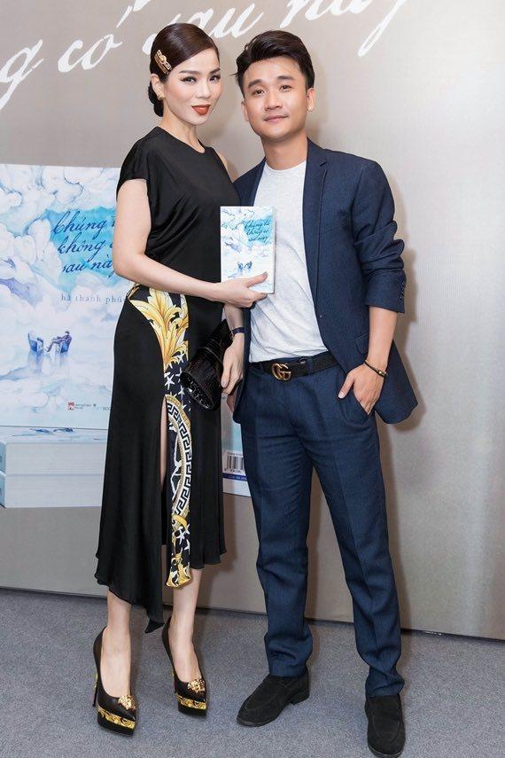 Nhà văn Hà Thanh Phúc: Tôi 'ép' nghệ sĩ đọc sách của mình