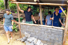 Low overhead, high impact project brings support to Vietnamese orphans