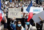 Tuần hành rầm rộ khắp Pháp tưởng nhớ giáo viên bị chặt đầu giữa phố