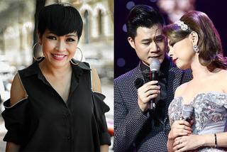 Phương Thanh tiết lộ khoảnh khắc Quang Dũng, Thanh Thảo yêu nhau