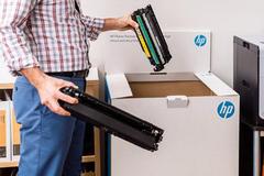 Những hộp mực in thân thiện môi trường của HP