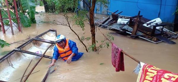 VNPT khắc phục nhanh sự cố mạng lưới do bão lũ ở các tỉnh miền Trung