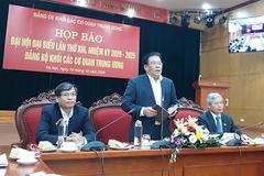 300 đại biểu dự Đại hội XIII Đảng bộ Khối các cơ quan Trung ương
