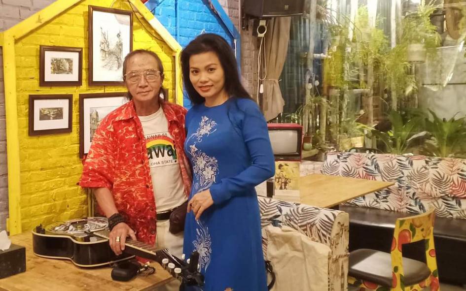 Hồng Hải ra mắt album 'Ca khúc da vàng' của Trịnh Công Sơn