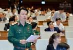 Quốc hội dành một phút mặc niệm Thiếu tướng Nguyễn Văn Man