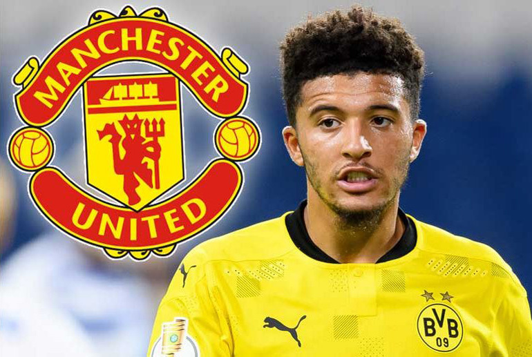 Dortmund 'bật đèn xanh' bán Sancho cho MU hè tới