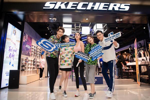 Thêm một cửa hàng Skechers mới ở Hà Nội