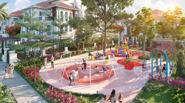 Dự án Sun Grand City Feria đẩy nhanh tiến độ thi công