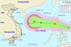 Chưa có dự báo siêu bão cấp 17 đổ bộ vào miền Trung