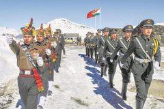 Ấn Độ bắt giữ lính Trung Quốc ở biên giới