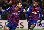 Lịch thi đấu của Barca tại Cup C1 2020-2021